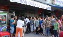 Tiểu thương phản đối việc phá bỏ chợ Đầm