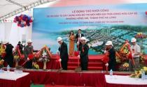 Quảng Ninh khởi công khu đô thị quy mô gần 18ha