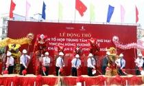 Vingroup khởi công trung tâm thương mại 700 tỷ đồng tại Huế