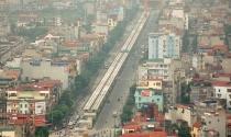 Bất động sản Hà Nội có sốt theo đường sắt trên cao?