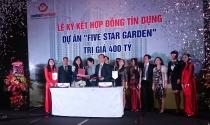 LienVietPostBank tài trợ 400 tỷ đồng cho dự án Five Star Garden