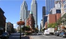 Bất động sản hạng sang Toronto dẫn đầu tăng trưởng