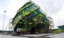 Quảng trường TP Đà Lạt: xây mãi không xong