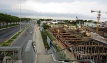 Cận cảnh công trình City Gate Towers khiến đại lộ Võ Văn Kiệt nứt toát