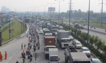 TPHCM: 770 tỉ đồng xây cầu vượt và hầm chui giảm tắc đường vào cảng Cát Lái