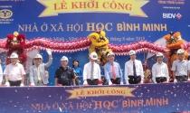 Hoàng Quân khởi công nhà ở xã hội lớn nhất Đồng bằng sông Cửu Long