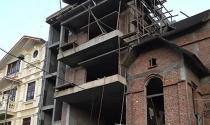 """Hà Nội: Công trình vi phạm trật tự xây dựng """"khủng"""" tại quận Cầu Giấy"""