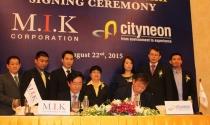 M.I.K ký kết hợp tác toàn diện với Cityneon Holdings