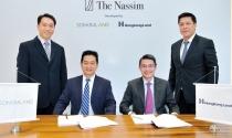 SonKim Land và Hongkong Land hợp tác phát triển dự án The Nassim