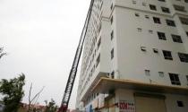 Cháy nhà 36 tầng không thể chờ thang cứu hộ