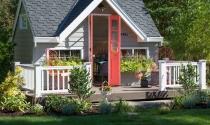 Săn đất xây nhà vườn cho thuê