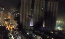 CT4 cháy: Chủ đầu tư từng bị phạt hàng trăm triệu