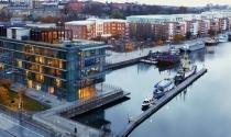 Những bước phát triển tích cực của ngành xây dựng Thụy Điển