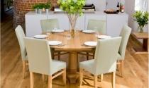 Những lưu ý trong phong thủy bàn ăn