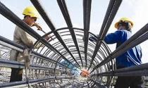 Giá thép xây dựng tiếp tục đi xuống