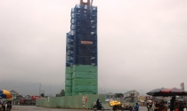 Hà Tĩnh tuýt còi Formosa xây tháp 32m không phép