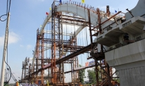 TP.HCM: Cầu Rạch Chiếc 2 sẽ thông xe trước Tết Nguyên đán 2016