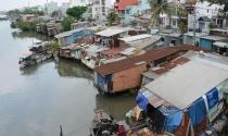 TP.HCM: Di dời 2.000 căn nhà ven kênh rạch