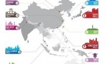 Bất động sản châu Á lạc quan bước vào 2016