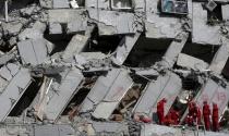 Chung cư sập ở Đài Loan do bê tông cốt… thùng thiếc
