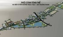 Hà Nội: Dự án 38ha, vốn gần 3000 tỷ từ đê Ngọc Thụy đi Thượng Thanh có chủ đầu tư