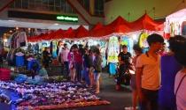 Chợ đêm Buôn Ma Thuột ngưng hoạt động, tiểu thương lo lắng