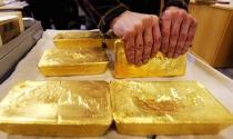 Giá vàng chưa ngừng giảm vì chứng khoán, đôla Mỹ