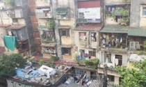 Nhìn lại 10 năm loay hoay cải tạo chung cư cũ