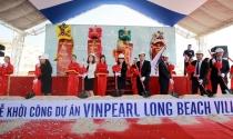 Vingroup khởi công Vinpearl Long Beach Villas