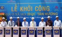 Khởi công Nhà ở xã hội HQC Tân Hương