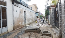 Dân 'khóc ròng'… vì dự án nâng cấp đô thị