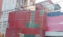 Xây dựng sai phép tại Thanh Hóa:  Chủ đầu tư vẫn ngang nhiên hoàn thiện
