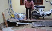 Xây khách sạn gây sụt, nứt nhà dân