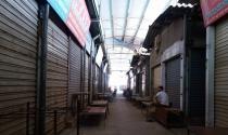 Tiểu thương chợ Đồng Đăng ngừng kinh doanh phản đối di dời
