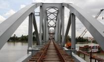 Chính thức thông tàu cầu Ghềnh
