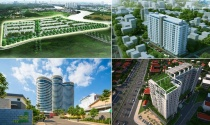 """""""Hé lộ"""" danh sách 55 dự án nhà ở thế chấp ngân hàng (Phần 2)"""