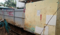 Người dân chung cư 189B Cống Quỳnh vẫn không dám ngủ ở nhà