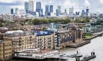 Hậu Brexit: Số lượng nhà cao cấp bán ra ở London giảm 43%