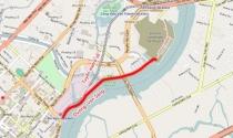 TP.HCM: Điều chỉnh quy hoạch khu 930 ha để làm đường ven sông Sài Gòn