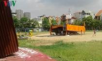 Xây trường ở Thịnh Liệt: Dân phản đối vì quì hoạch sai?