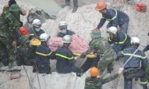Khởi tố vụ sập nhà 3 tầng trên phố Cửa Bắc khiến 2 người chết