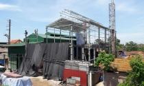 Hoài Đức (Hà Nội): Công trình xây dựng trái phép trên đất nông nghiệp tiếp tục vi phạm
