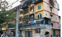 Cải tạo chung cư B6 Giảng Võ: Dân mòn mỏi chờ nhà!