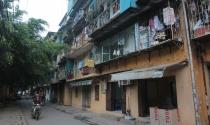 """Cải tạo chung cư cũ ở Hà Nội: Vì sao """"miếng bánh"""" vẫn chưa hấp dẫn?"""