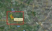 Hà Nội: Quy hoạch 1/500 Khu vực Miêu Nha với 37,77 ha