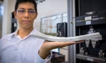 Thử nghiệm thành công bê tông có khả năng uốn cong và bền hơn