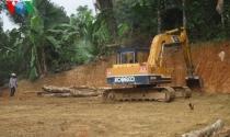 Hà Tĩnh: Loạn khai thác đất trái phép