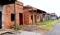 Hàng trăm căn nhà vượt lũ bị bỏ hoang ở miền Tây