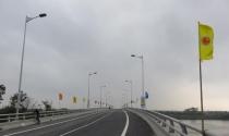 Nghệ An: Thông xe cầu 730 tỷ đồng bắc qua sông Lam