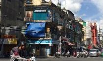 TP.HCM: Di dời khẩn cấp chung cư cũ 440 Trần Hưng Đạo